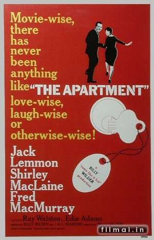 Padidinti: The Apartment