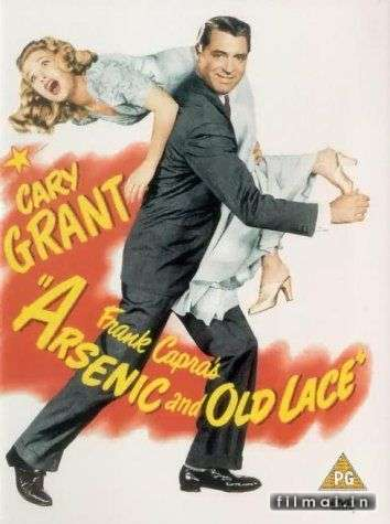 Padidinti: Arsenic and Old Lace