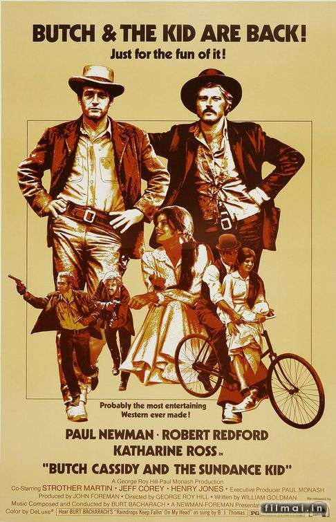 Padidinti: Butch Cassidy and the Sundance Kid
