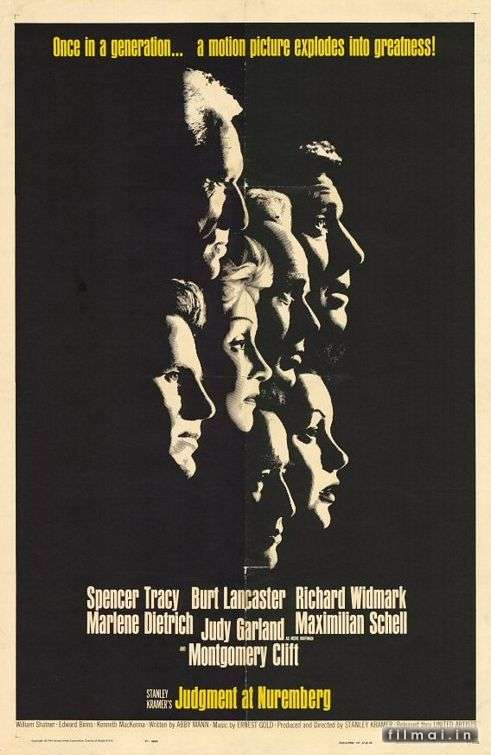 Padidinti: Judgment at Nuremberg