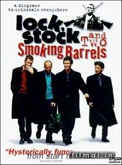Padidinti: Lock, Stock and Two Smoking Barrels