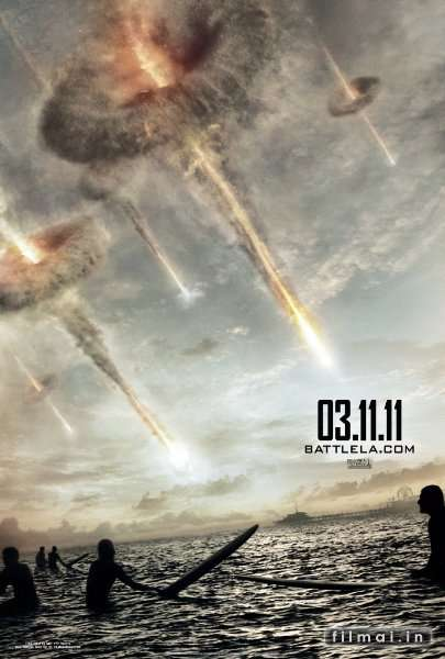 Padidinti: Battle: Los Angeles