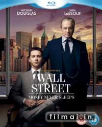 Wall Street Money Never Sleeps poster