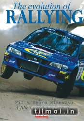 The Evolution Of Rallying: 50 Years Sideways poster