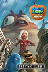 Monstrai prieš ateivius: Moliūgai mutantai iš kosmoso / Monsters vs Aliens: Mutant Pumpkins from Outer Space (2009)