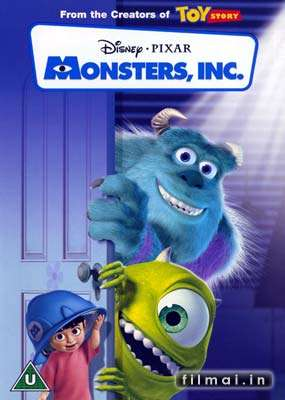 Padidinti: Monsters, Inc.