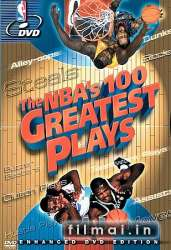 The NBA`s 100 Greatest Plays poster