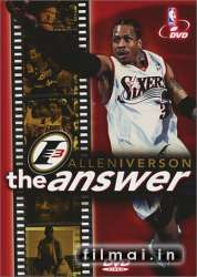 NBA Allen Iverson: The Answer poster