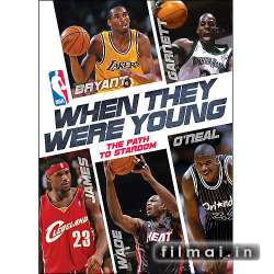 NBA: When They Were Young poster