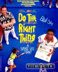 Elkis teisingai / Do the Right Thing (1989)