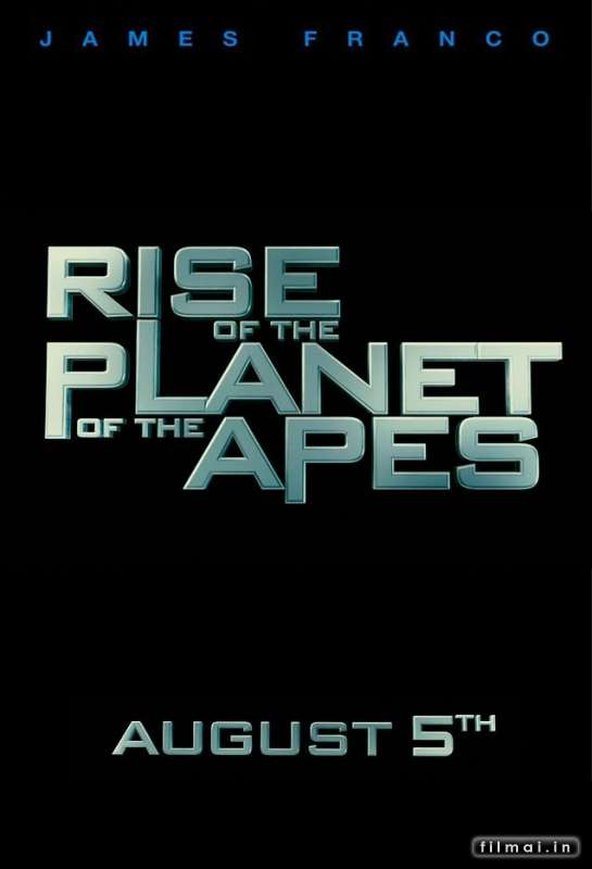 Padidinti: Rise of the Planet of the Apes