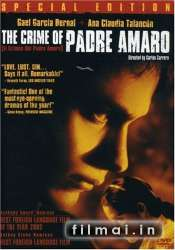 Tėvo Amaro nusikaltimas / The Crime of Father Amaro (2002)