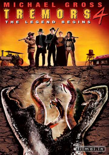 Padidinti: Tremors 4: The Legend Begins