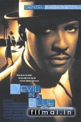 Devil in a Blue Dress poster