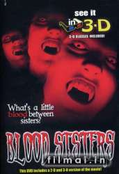 Blood Sisters 3D poster