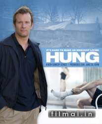 Hung poster