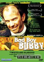 Bad Boy Bubby poster