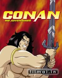 Conan The Adventurer poster