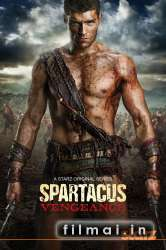 Spartacus: Vengeance poster