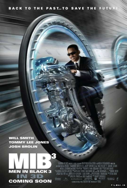 Padidinti: Men in Black III