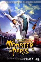 Monstras Paryžiuje / A Monster in Paris (2011)