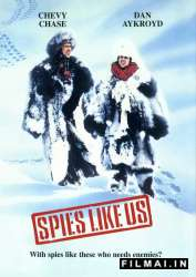 Spies Like Us poster