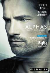 Alphas poster