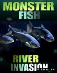 Žuvys Monstrai: Karpių Ataka / Monster Fish: River Invasion (2011)