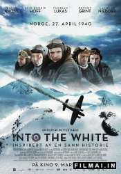 Into the White poster