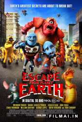 Escape from Planet Earth poster
