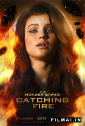 The Hunger Games Catching Fire poster