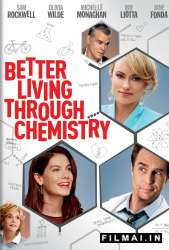 Living Through Chemistry poster