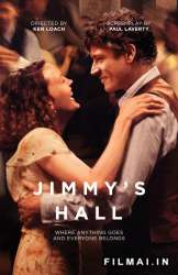 Jimmy's Hall poster