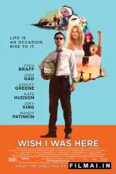 Wish I Was Here poster