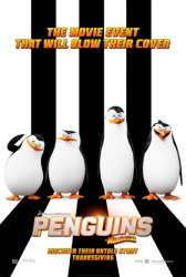 Madagaskaro pingvinai / Penguins of Madagascar (2014)