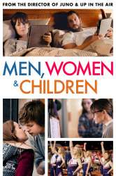 Men, Women & Children poster