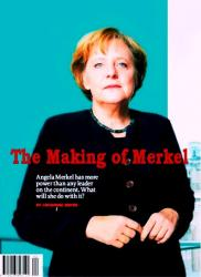 The Making of Merkel poster