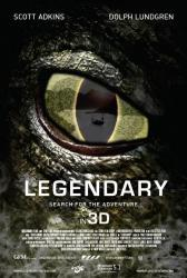 Legendary: Tomb of the Dragon poster