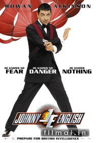 Super Džonis / Johnny English (2003)