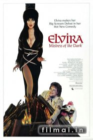 Elvyra – tamsos valdovė / Elvira – Mistress of the Dark (1988)