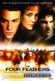 Keturios plunksnos / The Four Feathers (2002)