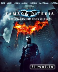 Tamsos riteris / The Dark Knight (2008)