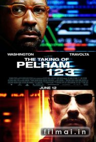 Metro užgrobimas 1 2 3 / The Taking Of Pelham One Two Three (2009)