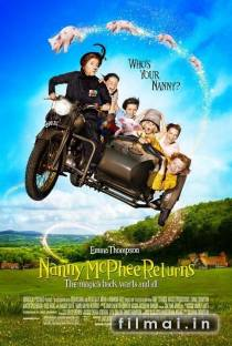 Auklė Makfi ir didysis sprogimas / Nanny McPhee and the Big Bang (2010)