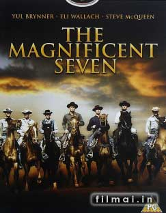 The Magnificent Seven / Великолепная Семерка (1960)