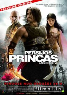 Persijos princas: laiko smiltys / Prince of Persia: The Sands of Time (2010)