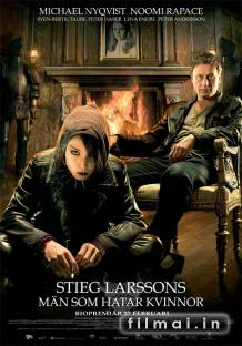 The Girl With The Dragon Tattoo / Мужчины, которые ненавидят женщин (2009)