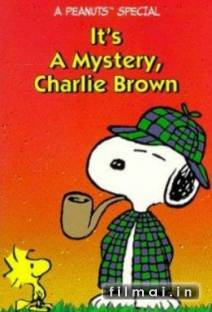 Peanuts Its A Mystery Charlie Brown (1974)
