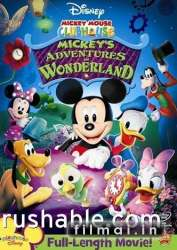 Mickeys Adventures in Wonderland (2009)