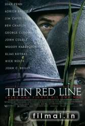 Plonytė raudona linija / The Thin Red Line (1998)